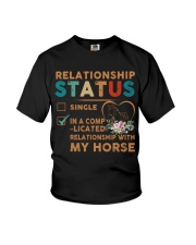 Ralationship Status Youth T-Shirt thumbnail