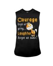 Laughter Keeps Us Sane Sleeveless Tee thumbnail