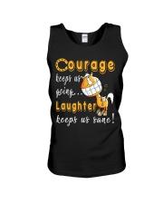 Laughter Keeps Us Sane Unisex Tank thumbnail