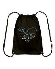 Love Like Someone Drawstring Bag thumbnail