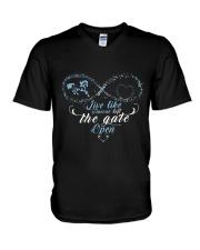 Love Like Someone V-Neck T-Shirt thumbnail
