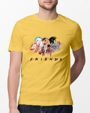 Horse Friends Classic T-Shirt lifestyle-mens-crewneck-front-13