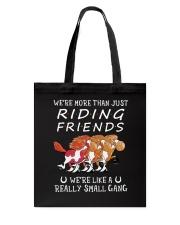 A Really Small Gang Tote Bag thumbnail