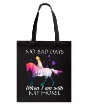 No Bad Days Tote Bag thumbnail