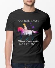 No Bad Days Classic T-Shirt lifestyle-mens-crewneck-front-13