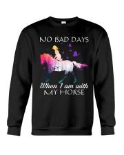No Bad Days Crewneck Sweatshirt thumbnail