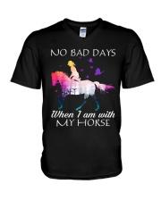 No Bad Days V-Neck T-Shirt thumbnail