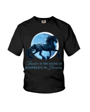 Thunder Is The Sound Of Hoofbeats Youth T-Shirt thumbnail