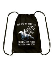 HR-L-24022026-And Into The Forest I Go Drawstring Bag thumbnail