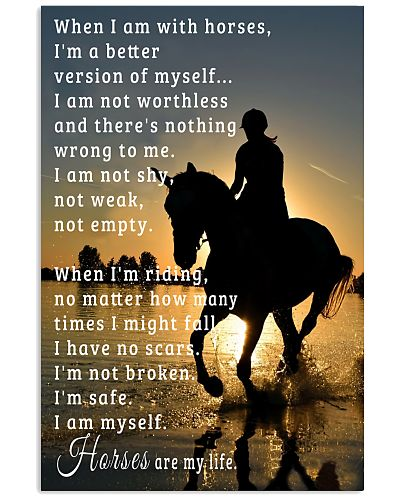 Horses Are My Life