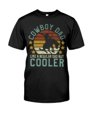 Cowboy Dad Premium Fit Mens Tee tile