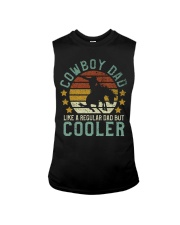Cowboy Dad Sleeveless Tee tile