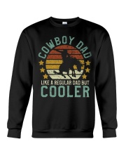 Cowboy Dad Crewneck Sweatshirt tile