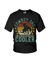 Cowboy Dad Youth T-Shirt tile