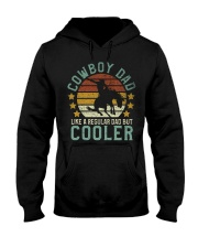 Cowboy Dad Hooded Sweatshirt tile