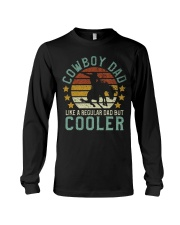 Cowboy Dad Long Sleeve Tee thumbnail