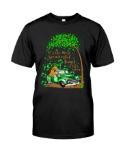 The Most Wonderful Time Classic T-Shirt front