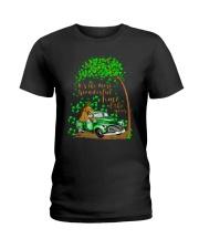 The Most Wonderful Time Ladies T-Shirt thumbnail