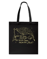 Never Gone From My Heart Tote Bag thumbnail