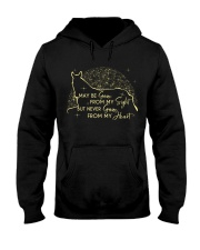 Never Gone From My Heart Hooded Sweatshirt thumbnail
