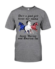 She's A Good Girl Classic T-Shirt front