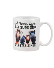 Horse Lover Mug front