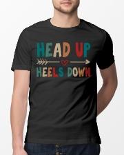 Head Up Heels Down Classic T-Shirt lifestyle-mens-crewneck-front-13