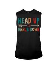 Head Up Heels Down Sleeveless Tee thumbnail