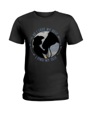 As I Lose My Self Ladies T-Shirt thumbnail
