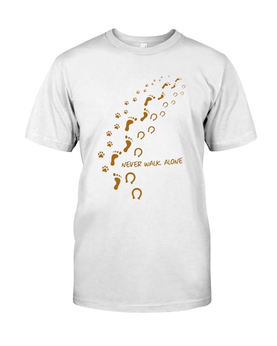 Never Walk Alone Classic T-Shirt