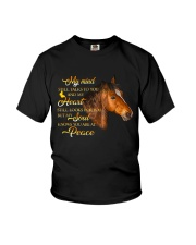 My Mind Still Talks To You Youth T-Shirt thumbnail