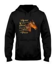 My Mind Still Talks To You Hooded Sweatshirt thumbnail