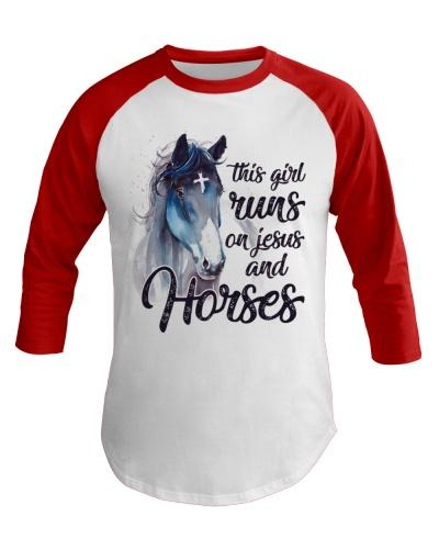 Jesus And Horses