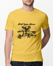 Hold Your Horses Classic T-Shirt lifestyle-mens-crewneck-front-13
