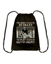Play Goalie Drawstring Bag tile