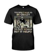 Play Goalie Premium Fit Mens Tee thumbnail
