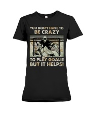 Play Goalie Premium Fit Ladies Tee tile