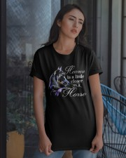 A Horse Classic T-Shirt apparel-classic-tshirt-lifestyle-08