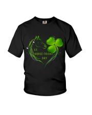 St Horse Tricks Day Youth T-Shirt thumbnail