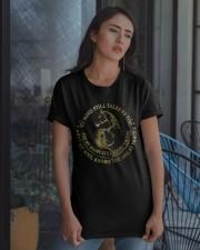 My Mind Still Talks To You Classic T-Shirt apparel-classic-tshirt-lifestyle-08