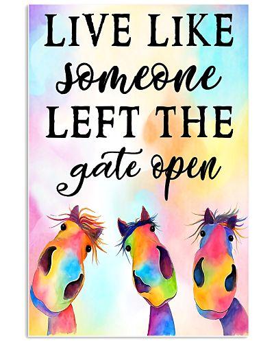 Live Like Someone