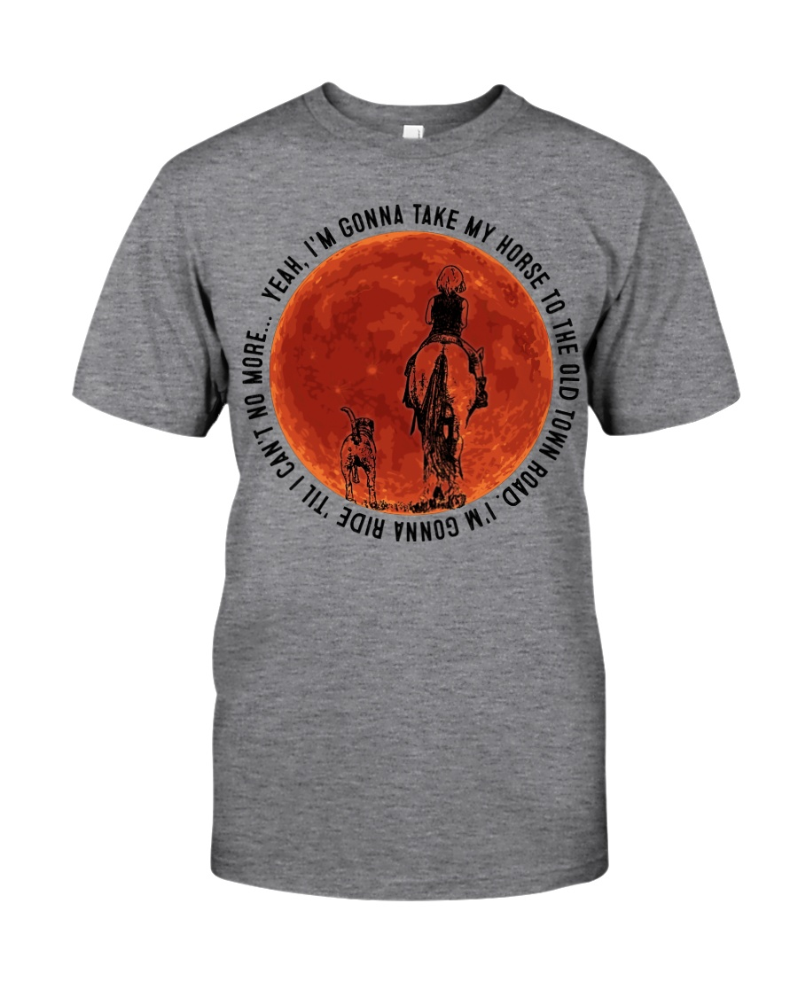 Old Town Road Classic T-Shirt