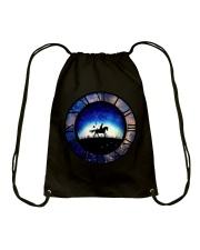 Love Horses Drawstring Bag thumbnail
