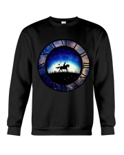 Love Horses Crewneck Sweatshirt tile