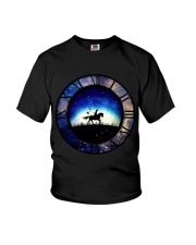 Love Horses Youth T-Shirt thumbnail