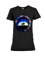 Love Horses Premium Fit Ladies Tee thumbnail