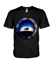 Love Horses V-Neck T-Shirt thumbnail
