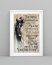 I Am The Storm 11x17 Poster lifestyle-poster-5