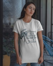 A Little Closer On A Horse Classic T-Shirt apparel-classic-tshirt-lifestyle-08