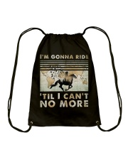 I'm Gonna Ride Drawstring Bag tile